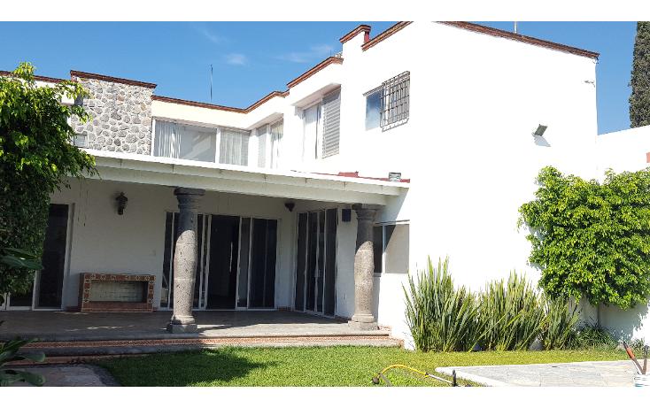 Foto de casa en venta en  , palmira tinguindin, cuernavaca, morelos, 1772346 No. 01