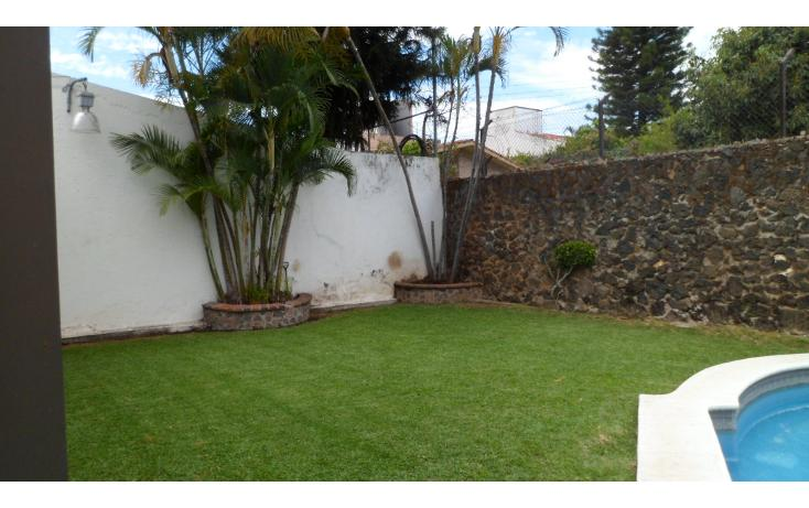 Foto de casa en renta en  , palmira tinguindin, cuernavaca, morelos, 2627953 No. 14