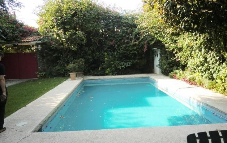 Foto de casa en renta en  , palmira tinguindin, cuernavaca, morelos, 390694 No. 02