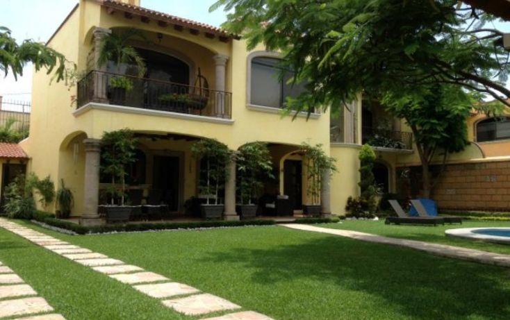 Foto de casa en renta en , palmira tinguindin, cuernavaca, morelos, 659121 no 01