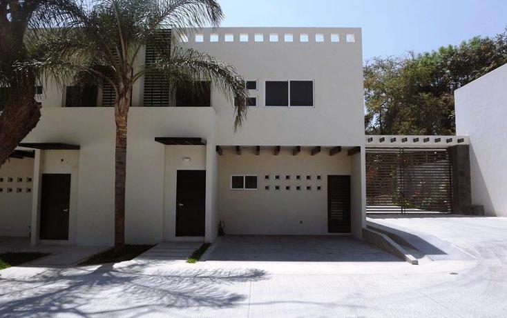 Foto de casa en venta en  , palmira tinguindin, cuernavaca, morelos, 755355 No. 01