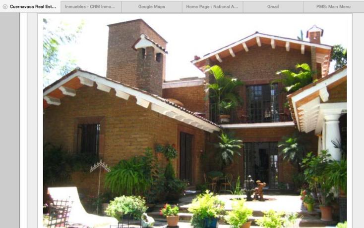 Foto de casa en venta en  , palmira tinguindin, cuernavaca, morelos, 947315 No. 01