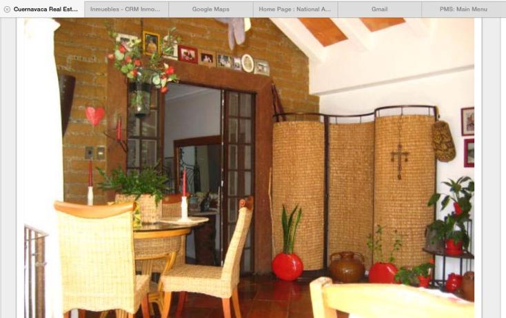 Foto de casa en venta en  , palmira tinguindin, cuernavaca, morelos, 947315 No. 05