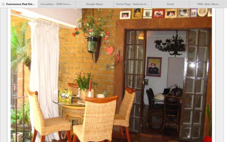 Foto de casa en venta en  , palmira tinguindin, cuernavaca, morelos, 947315 No. 07