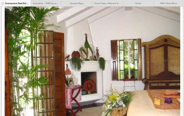 Foto de casa en venta en  , palmira tinguindin, cuernavaca, morelos, 947315 No. 14