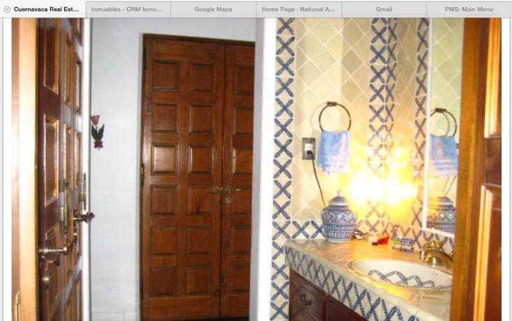 Foto de casa en venta en  , palmira tinguindin, cuernavaca, morelos, 947315 No. 17