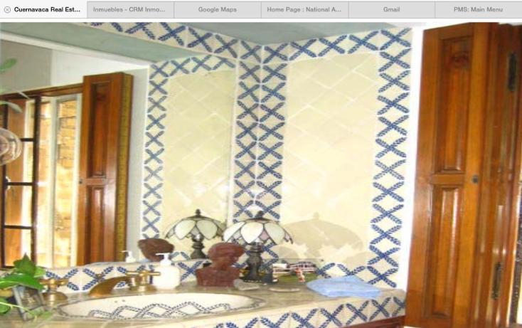 Foto de casa en venta en  , palmira tinguindin, cuernavaca, morelos, 947315 No. 20