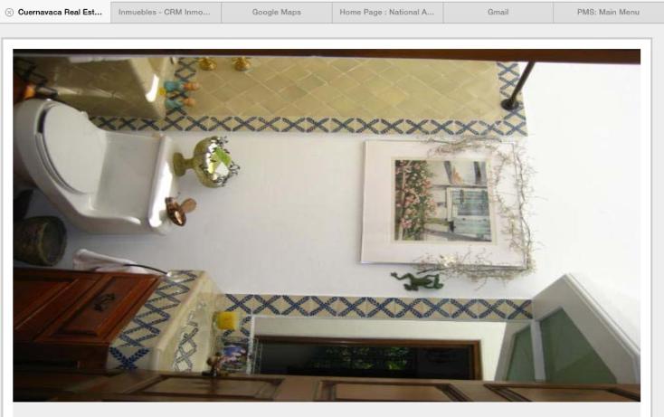 Foto de casa en venta en  , palmira tinguindin, cuernavaca, morelos, 947315 No. 29
