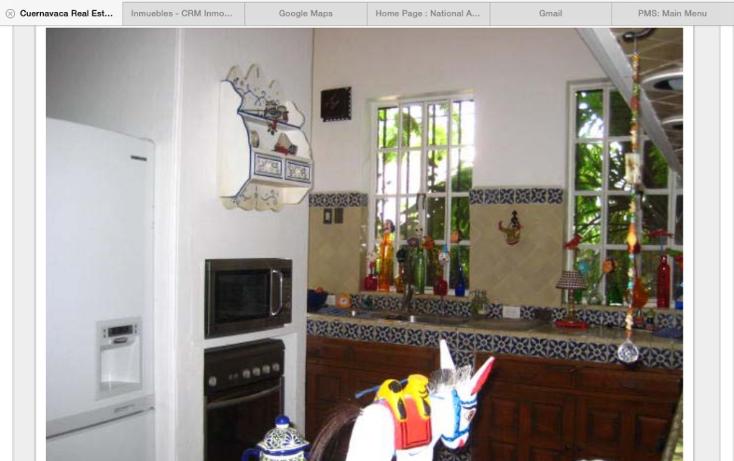 Foto de casa en venta en  , palmira tinguindin, cuernavaca, morelos, 947315 No. 33