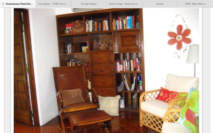 Foto de casa en venta en  , palmira tinguindin, cuernavaca, morelos, 947315 No. 36