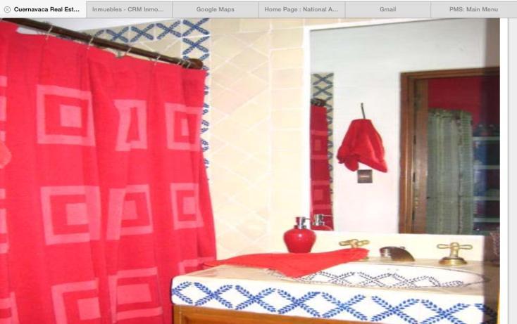 Foto de casa en venta en  , palmira tinguindin, cuernavaca, morelos, 947315 No. 42