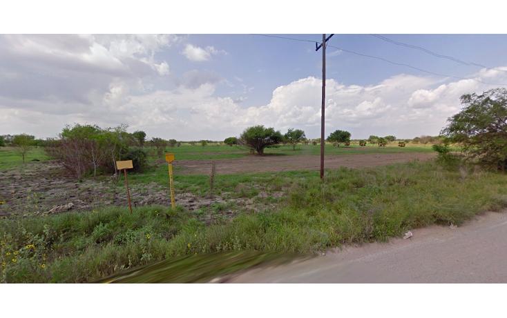 Foto de terreno comercial en venta en  , palo blanco (ejido), reynosa, tamaulipas, 1872818 No. 03
