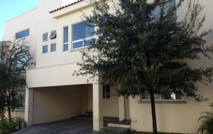 Foto de casa en renta en palo blanco, residencial palo blanco, san pedro garza garcía, nuevo león, 1717194 no 01