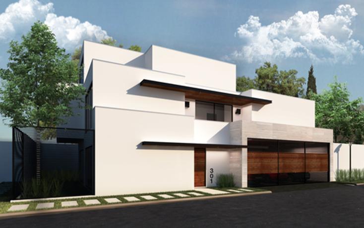 Foto de casa en venta en  , palo blanco, san pedro garza garcía, nuevo león, 1139537 No. 01