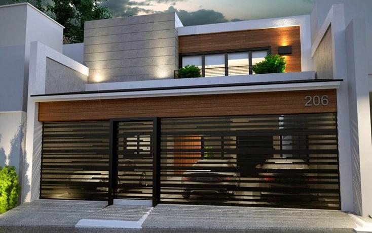 Foto de casa en venta en  , palo blanco, san pedro garza garcía, nuevo león, 1555890 No. 01