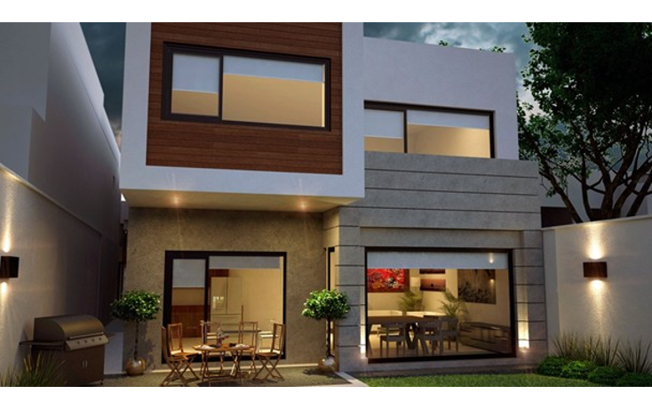 Foto de casa en venta en  , palo blanco, san pedro garza garcía, nuevo león, 1555890 No. 02