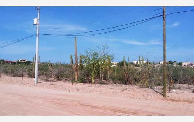 Foto de terreno habitacional en venta en palo de arco y calle 13 01, centenario, la paz, baja california sur, 1424519 No. 02