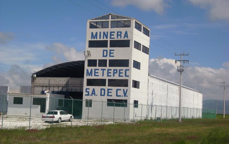 Foto de nave industrial en renta en  , palo gordo (ejido nopalillo), metepec, hidalgo, 1040403 No. 01