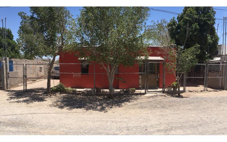 Foto de casa en venta en  , palo verde, hermosillo, sonora, 1829228 No. 01