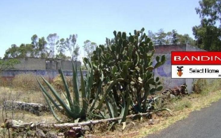Foto de terreno comercial en venta en  , palos altos, soyaniquilpan de ju?rez, m?xico, 1043435 No. 06