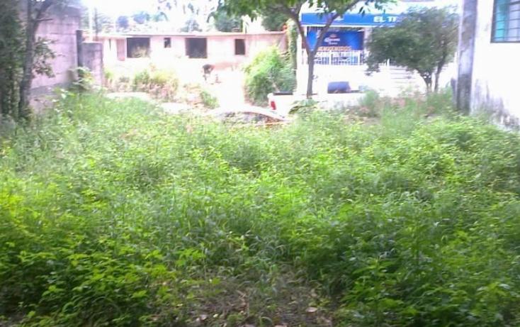 Foto de terreno habitacional en venta en panama esquina bogota, central de abastos, minatitlán, veracruz, 847155 no 02