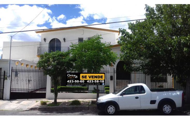Foto de casa en venta en, panamericana, chihuahua, chihuahua, 1070635 no 01