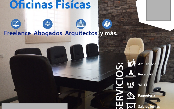 Foto de oficina en renta en  , panamericana, chihuahua, chihuahua, 1132343 No. 01