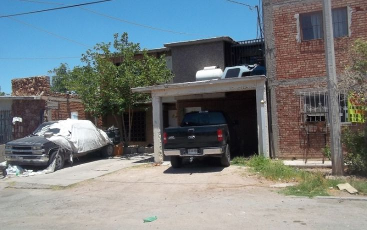 Foto de casa en venta en, panamericana, juárez, chihuahua, 1854892 no 01