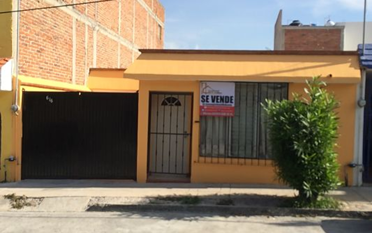 Foto de casa en venta en  , panorama, le?n, guanajuato, 1480545 No. 01