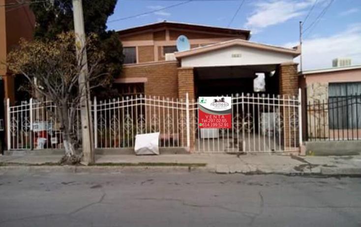 Foto de casa en venta en  , panorámico, chihuahua, chihuahua, 1996942 No. 01