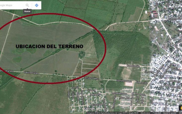Foto de terreno habitacional en venta en, panuco centro, pánuco, veracruz, 1941138 no 01