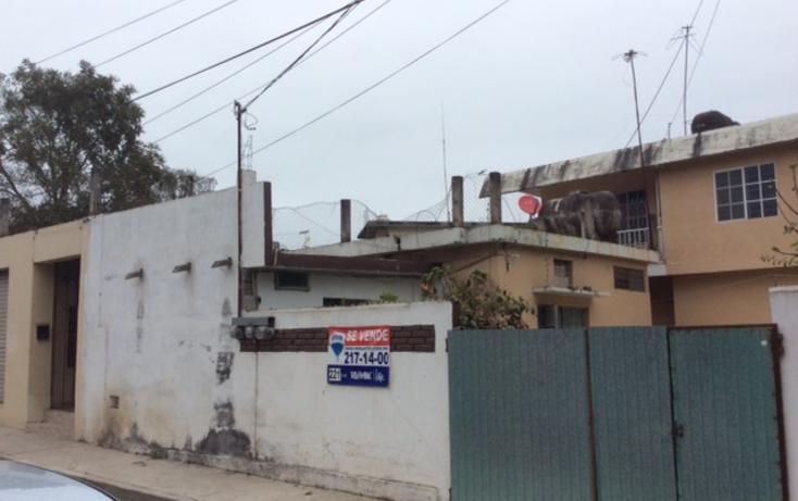 Foto de casa en venta en  , panuco centro, pánuco, veracruz de ignacio de la llave, 1276725 No. 01