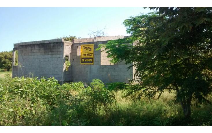 Foto de terreno habitacional en venta en  , panuco centro, pánuco, veracruz de ignacio de la llave, 1376627 No. 01