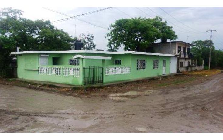 Foto de casa en venta en  , panuco centro, pánuco, veracruz de ignacio de la llave, 1980434 No. 01