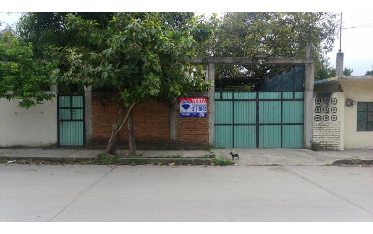 Foto de casa en venta en  , panuco centro, pánuco, veracruz de ignacio de la llave, 2019996 No. 01