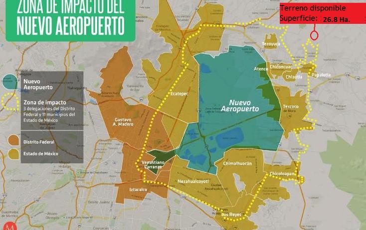 Foto de terreno industrial en venta en  , papalotla, papalotla, méxico, 1343729 No. 01