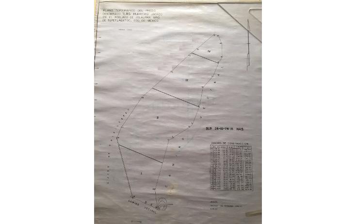 Foto de terreno industrial en venta en  , papalotla, papalotla, méxico, 1343729 No. 22