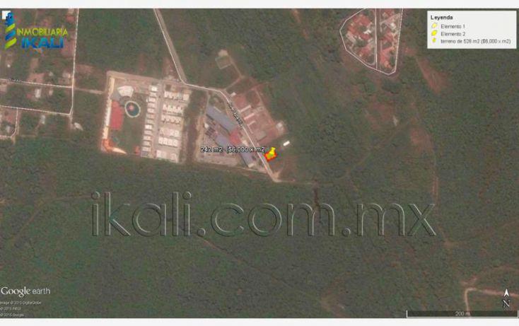 Foto de terreno habitacional en venta en papantla, salvador allende, poza rica de hidalgo, veracruz, 1629180 no 08