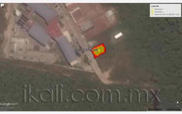 Foto de terreno habitacional en venta en papantla, salvador allende, poza rica de hidalgo, veracruz, 1629180 no 09