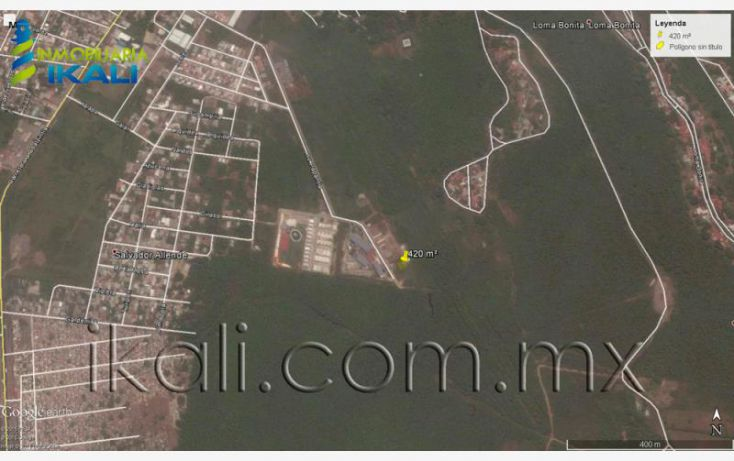 Foto de terreno habitacional en venta en papantla, salvador allende, poza rica de hidalgo, veracruz, 1630020 no 06