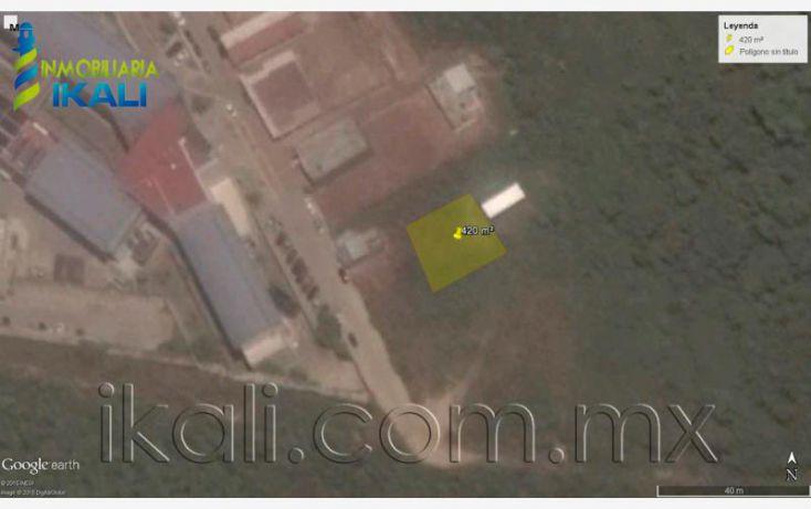 Foto de terreno habitacional en venta en papantla, salvador allende, poza rica de hidalgo, veracruz, 1630020 no 07