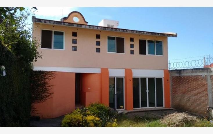 Foto de casa en renta en  , papayos, cuernavaca, morelos, 1308507 No. 01