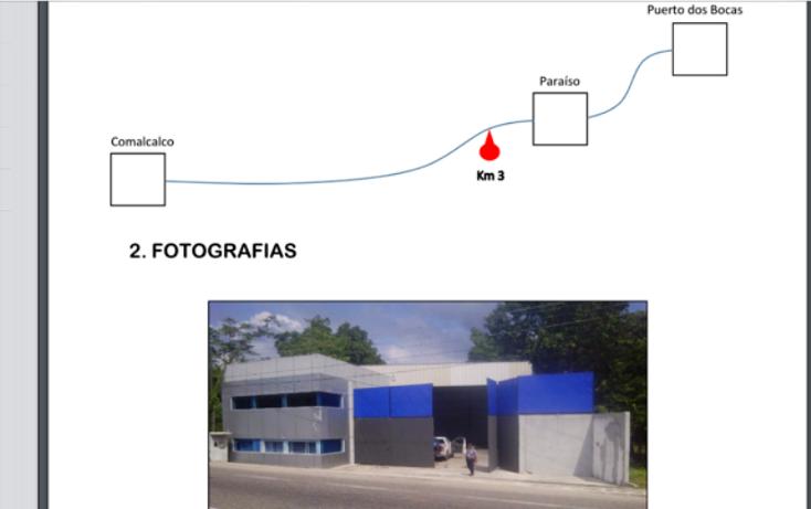 Foto de nave industrial en renta en  , paraíso centro, paraíso, tabasco, 491543 No. 14