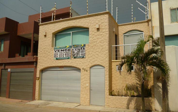 Foto de casa en venta en, paraíso coatzacoalcos, coatzacoalcos, veracruz, 1110923 no 01