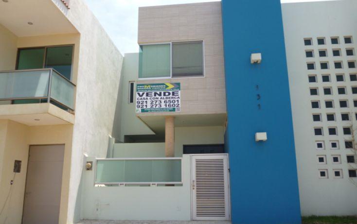 Foto de casa en venta en, paraíso coatzacoalcos, coatzacoalcos, veracruz, 1489187 no 01