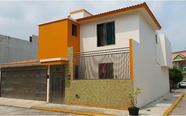 Foto de casa en venta en  , paraíso coatzacoalcos, coatzacoalcos, veracruz de ignacio de la llave, 1264979 No. 01