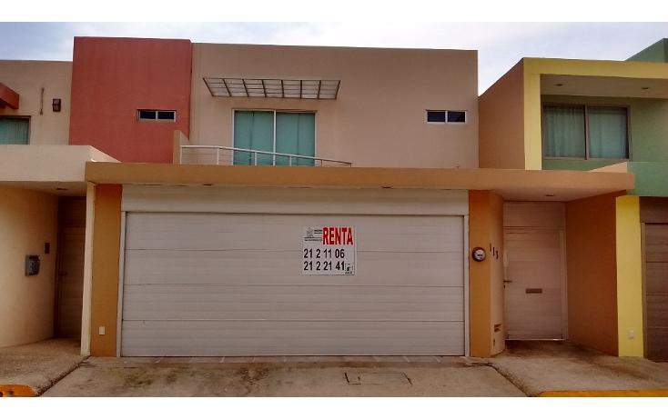 Foto de casa en renta en  , paraíso coatzacoalcos, coatzacoalcos, veracruz de ignacio de la llave, 1558376 No. 01