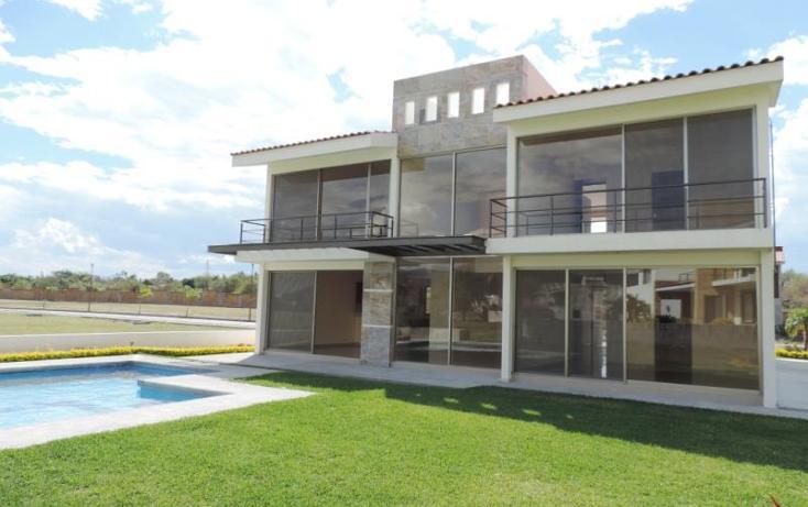 Foto de casa en venta en paraiso country club 111, paraíso country club, emiliano zapata, morelos, 1208851 No. 01