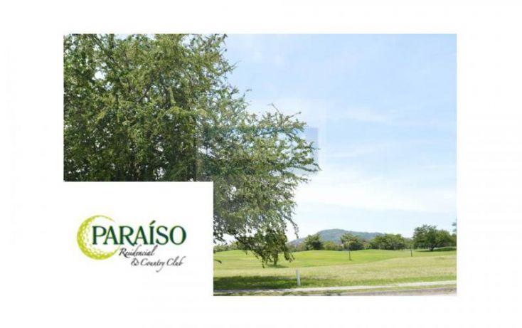 Foto de terreno habitacional en venta en paraiso country club, emiliano zapata, cuernavaca, morelos, 1414307 no 01