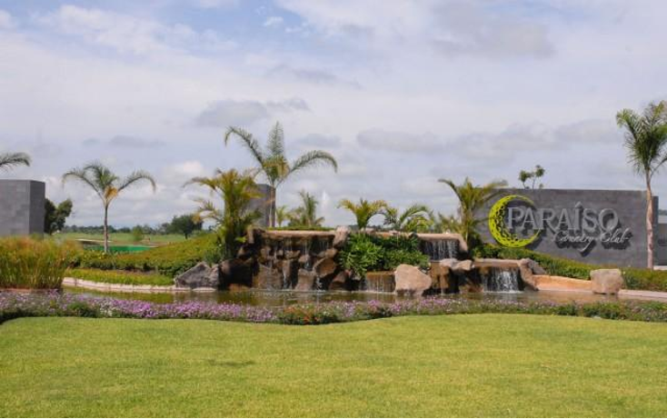 Foto de terreno habitacional en venta en  , paraíso country club, emiliano zapata, morelos, 1293389 No. 02